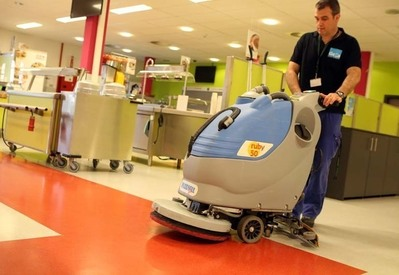 GESA S.A. - Cleaning companies