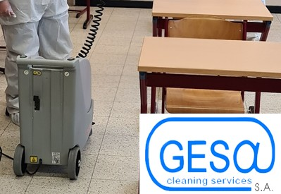 GESA S.A. -  common cleaning