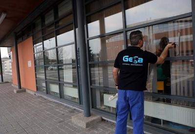 GESA S.A. - Entretien et nettoyage de vitres & châssis
