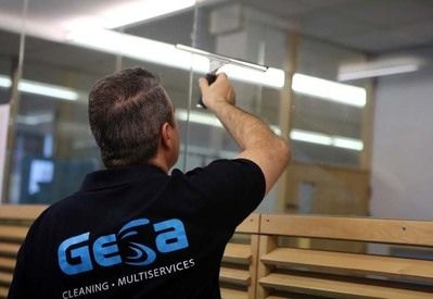 GESA S.A. - Maintenance and window cleaning